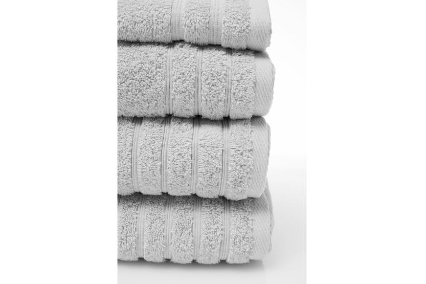 The Linen Room Bath Sheet Grey