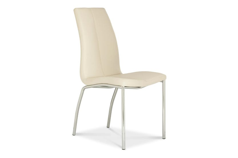 Reno Dining Chair | White