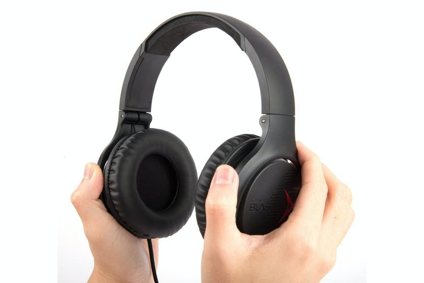 Creative Sound BlasterX H3 Gaming Headset | Black