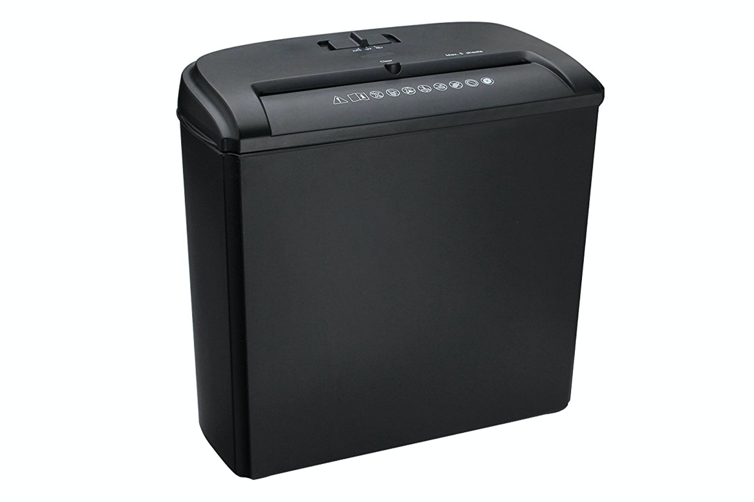 Ednet Shredder X5 5 Sheet | Black