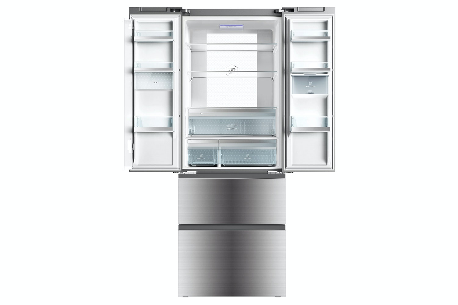Haier Fridge Freezer | B3FE742CMJW