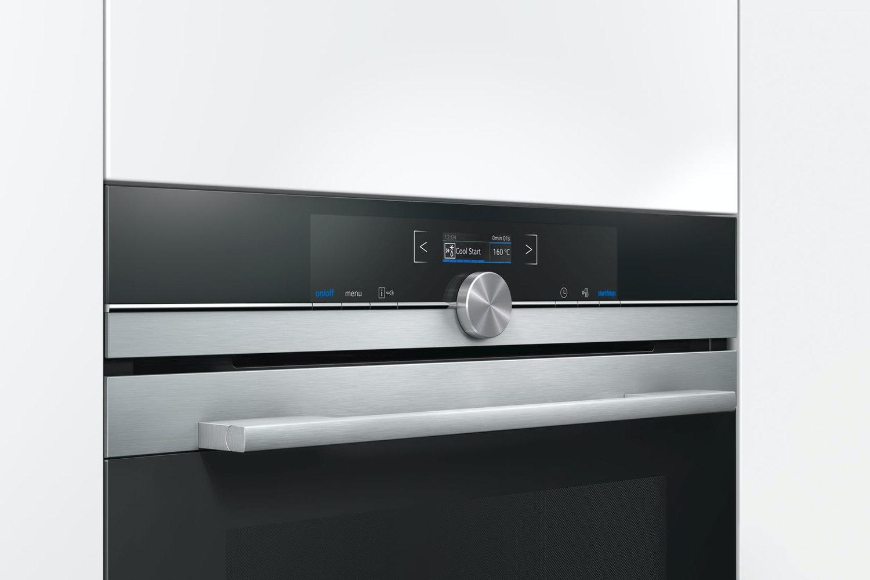 Siemens iQ700 Combination Microwave Oven | CM633GBS1B