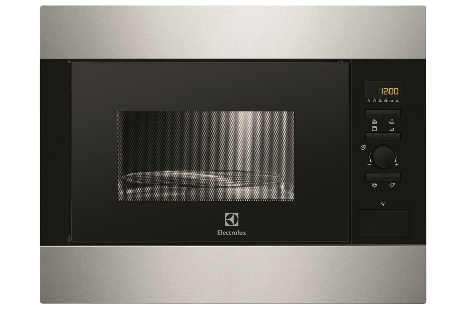 Electrolux 26l 900w Built In Microwave Stainless Steel