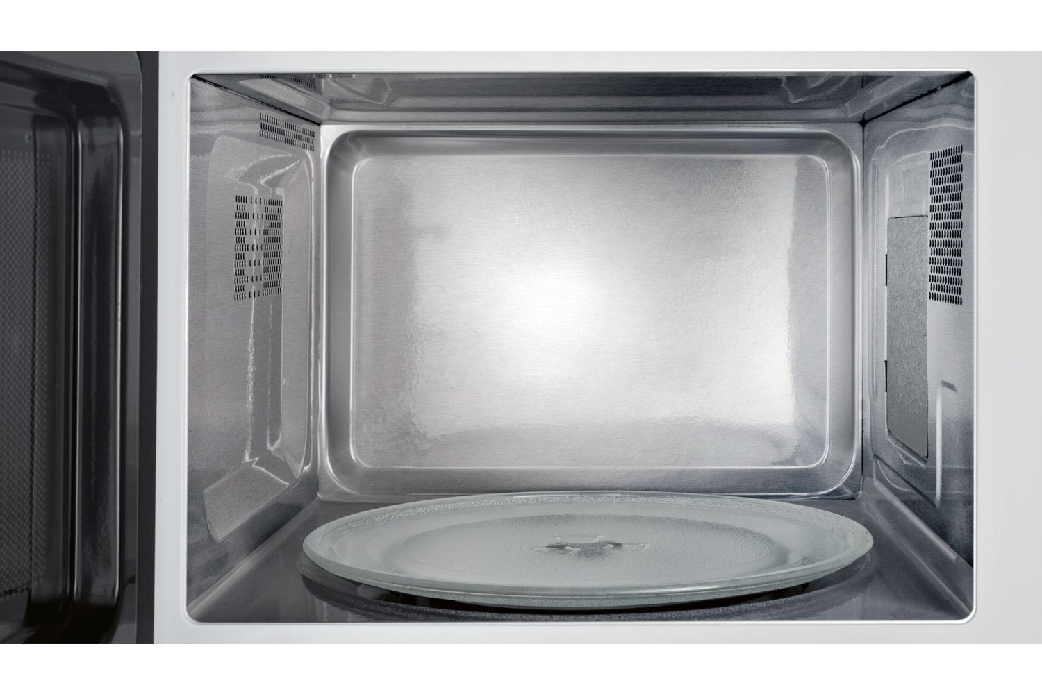 Neff 17L 800W Built In Microwave | H53W50N3GB | Stainless Steel