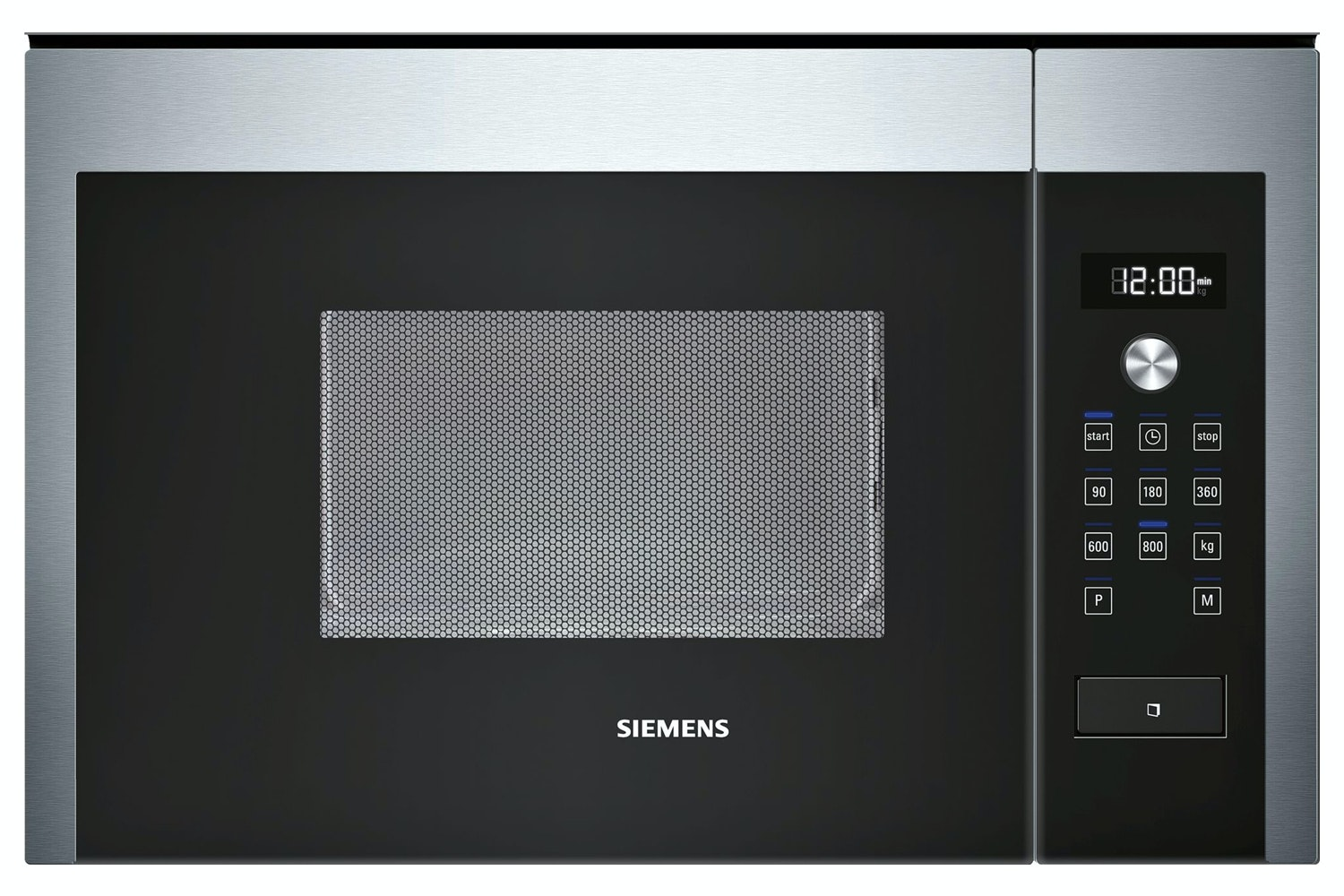 Siemens iQ500 20L 800W Built In Microwave Oven | Stainless Steel