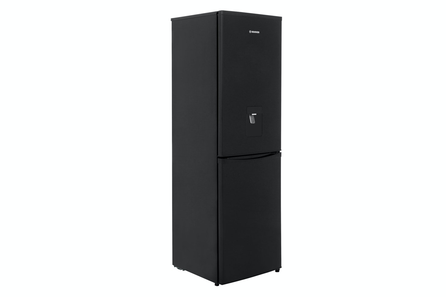 Hoover Freestanding Fridge Freezer | HVBF5182BWK
