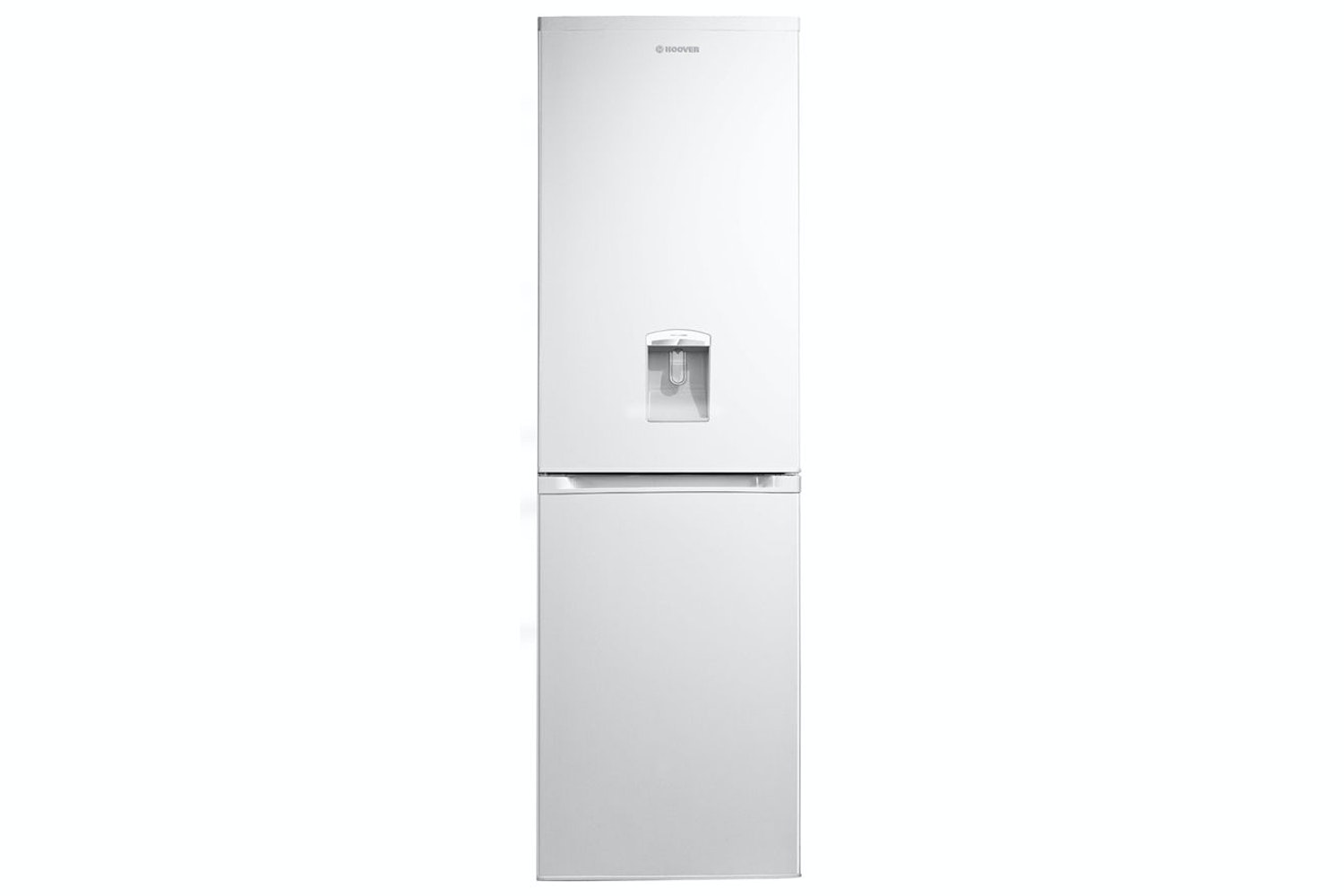 Hoover Freestanding Fridge Freezer | HVBF5182WWK