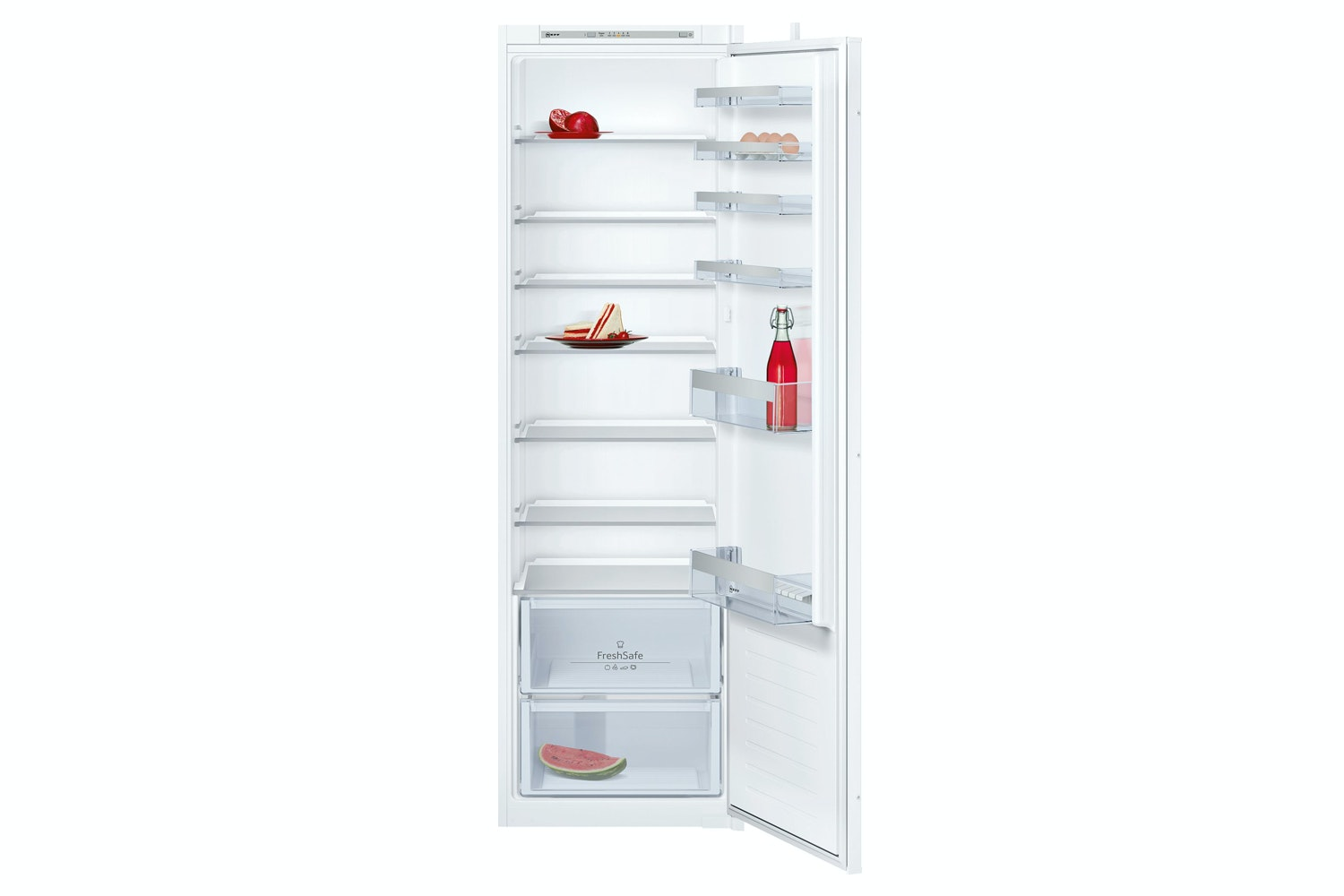 Neff Integrated Tall Larder Fridge | KI1812S30G