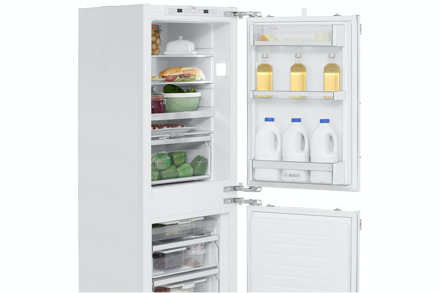 Bosch Series 6 Integrated Fridge Freezer | KIN85AF30G