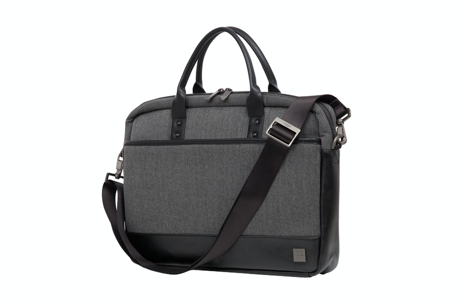 "Knomo Princeton 15.6"" Laptop Briefcase 