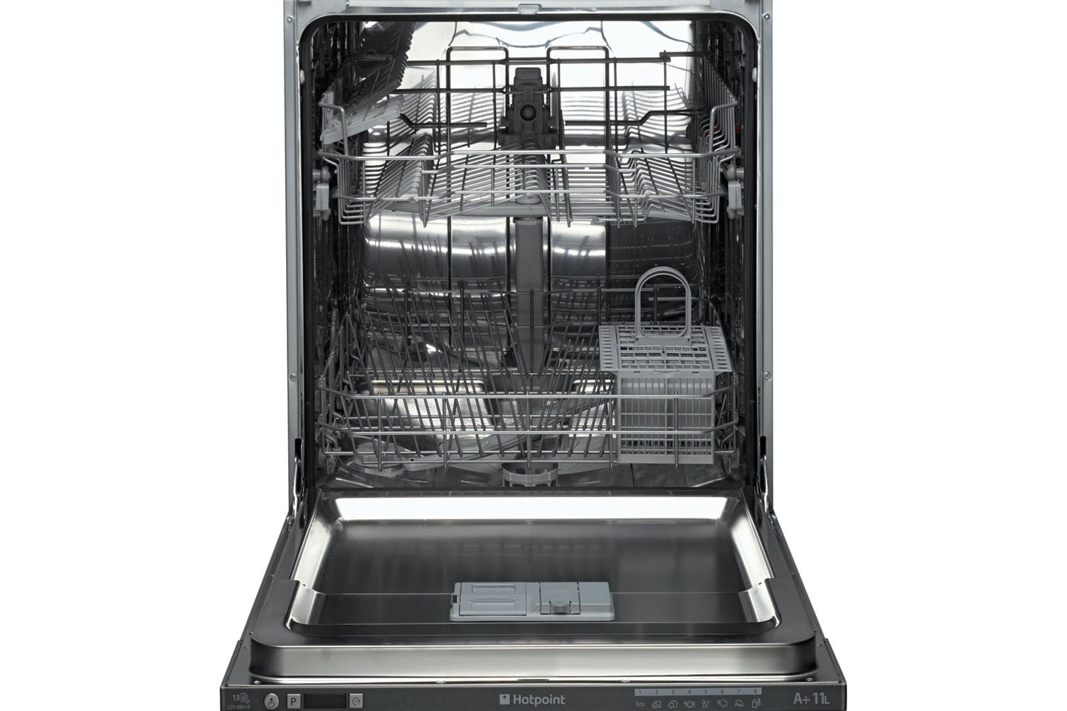 Hotpoint Semi-Integrated Dishwasher | LSB5B019B