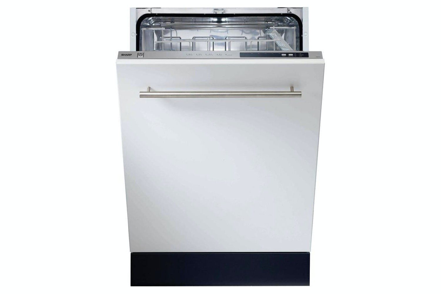 Sharp Fully Integrated Dishwasher | 12 Place | QWD21I492X