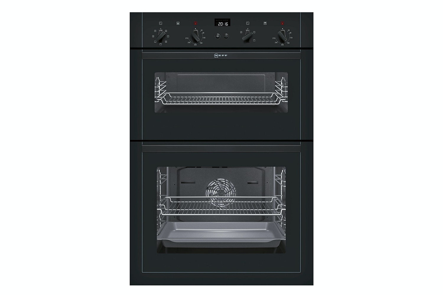 Neff Built In Double Oven | U14M42S5GB
