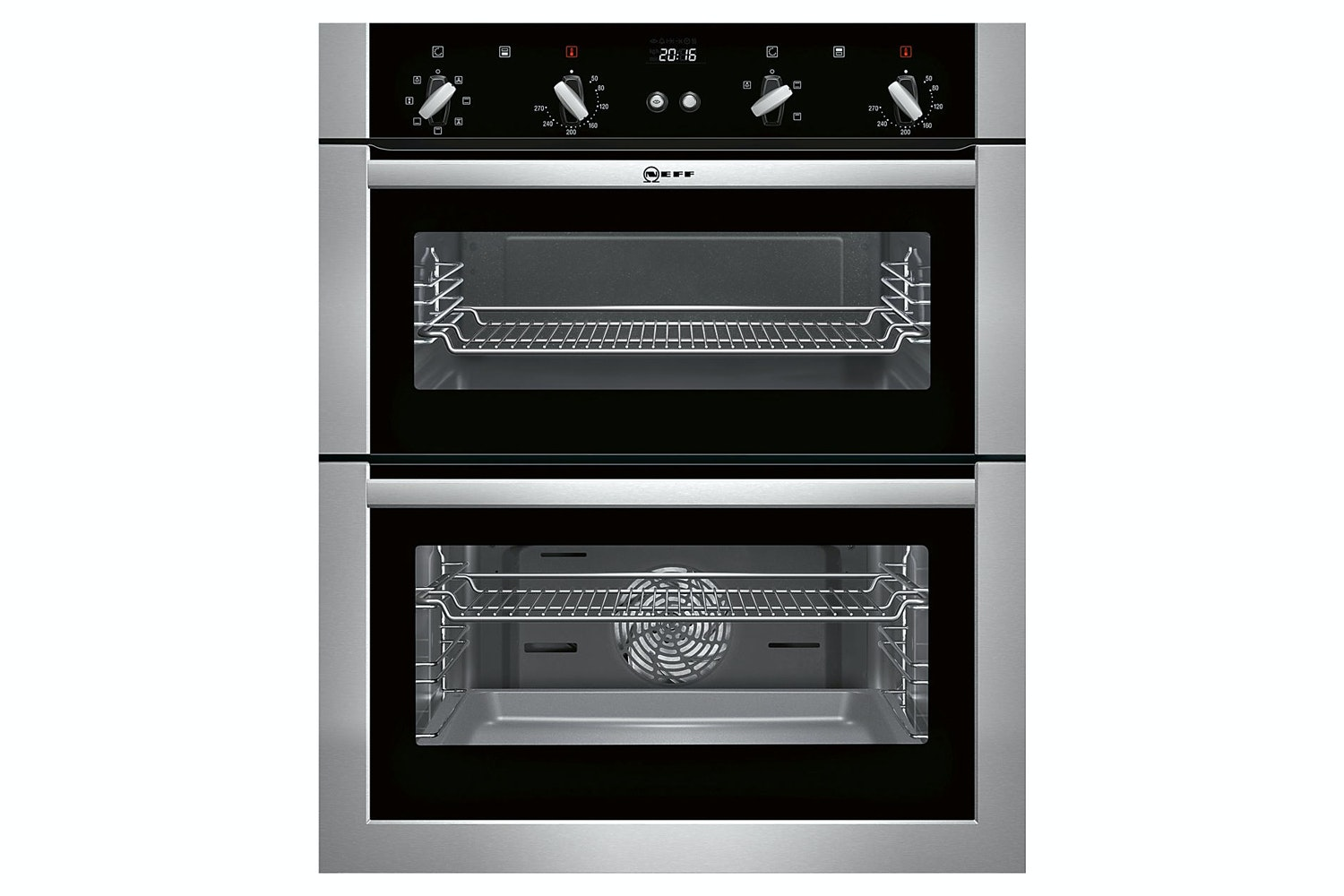 Neff Built Under Electric Double Oven | U17M42N5GB