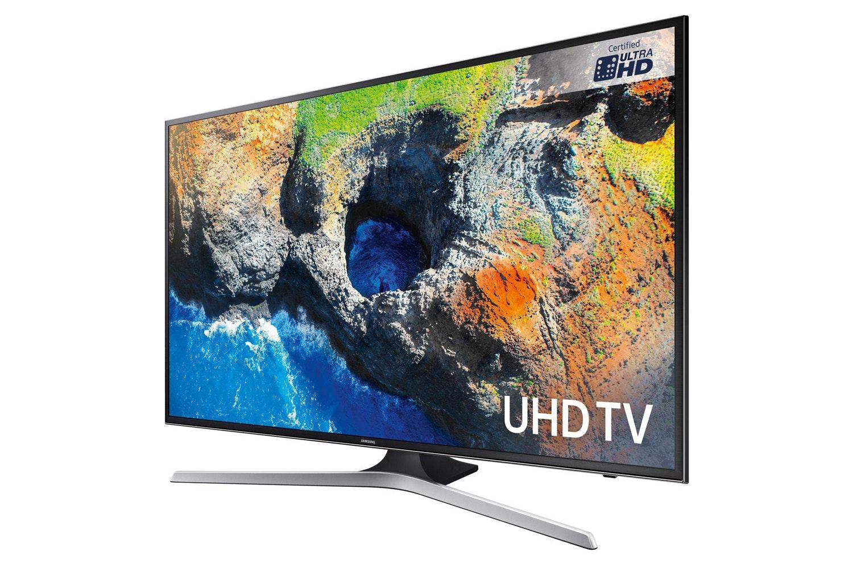 "Samsung 50"" Ultra HD LED Smart TV | UE50MU6100KXXU"