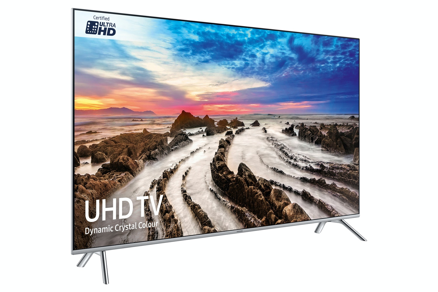 "Samsung 55"" 4K Ultra HD Smart TV 