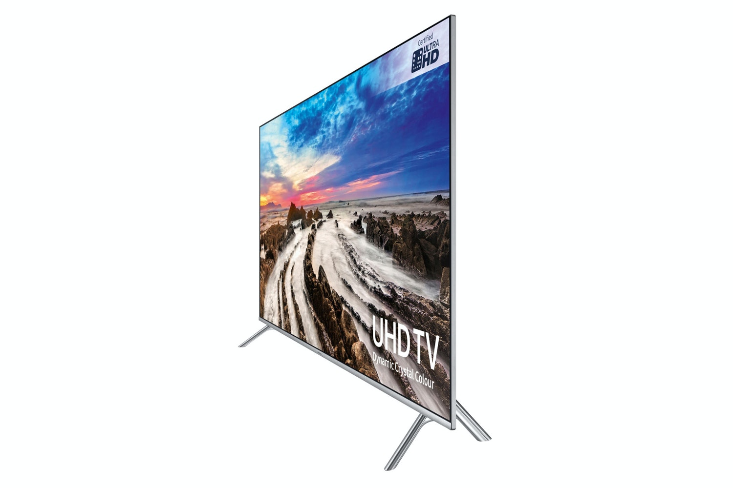 "Samsung UE55MU7000 55"" HDR 1000 4K Ultra HD Certified Smart TV 