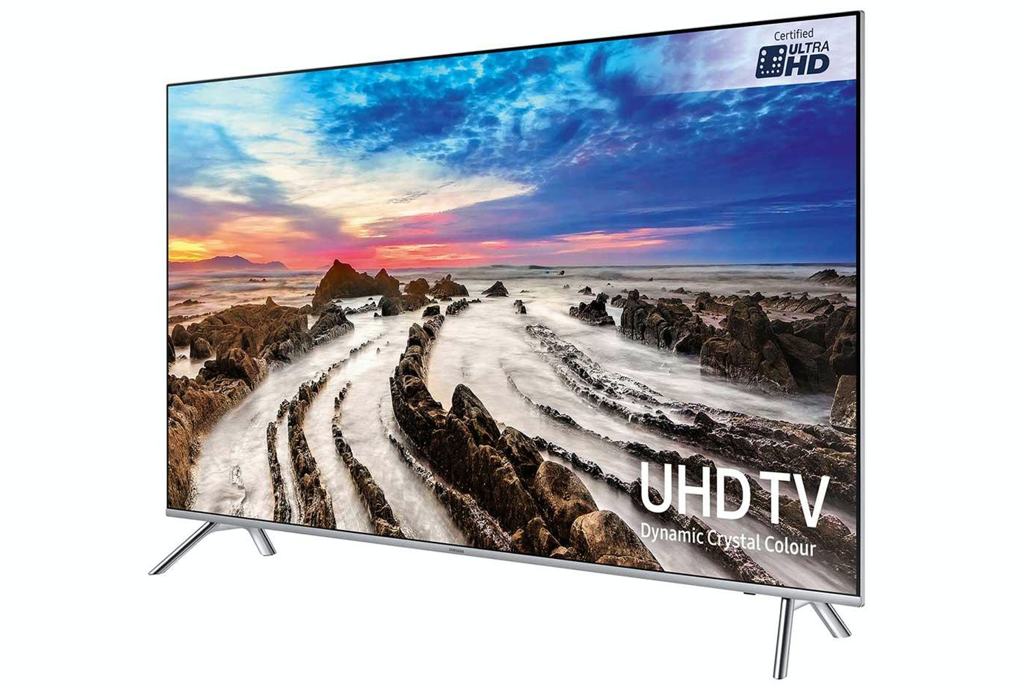 "Samsung 65"" UHD LED Smart TV 