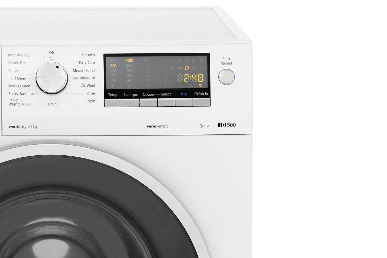 Siemens 7kg/4kg Washer Dryer | WD14H421GB
