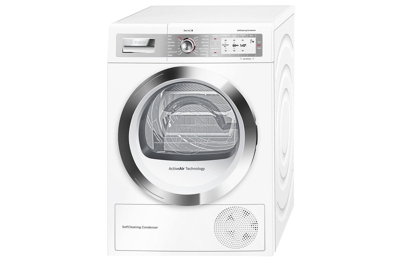 Bosch 9kg Heat Pump Condenser Dryer   WTYH6790GB