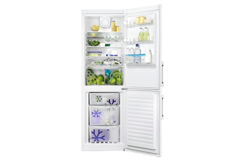 Zanussi Freestanding Frost Free Fridge Freezer | ZRB34426WA