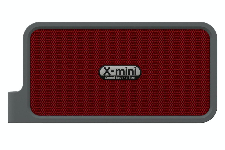 X-Mini Explore Plus Bluetooth Speaker | Red