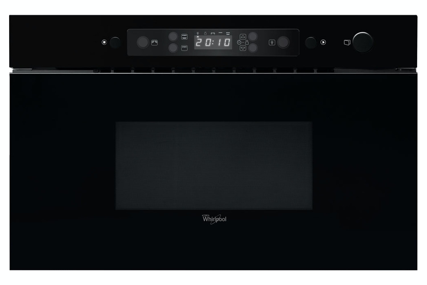 Whirlpool 22L 750W Built In Microwave | Black