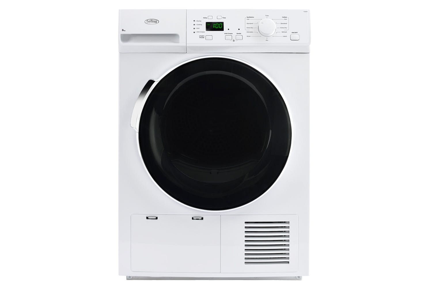 Belling 8kg Condenser Tumble Dryer | BFCD800