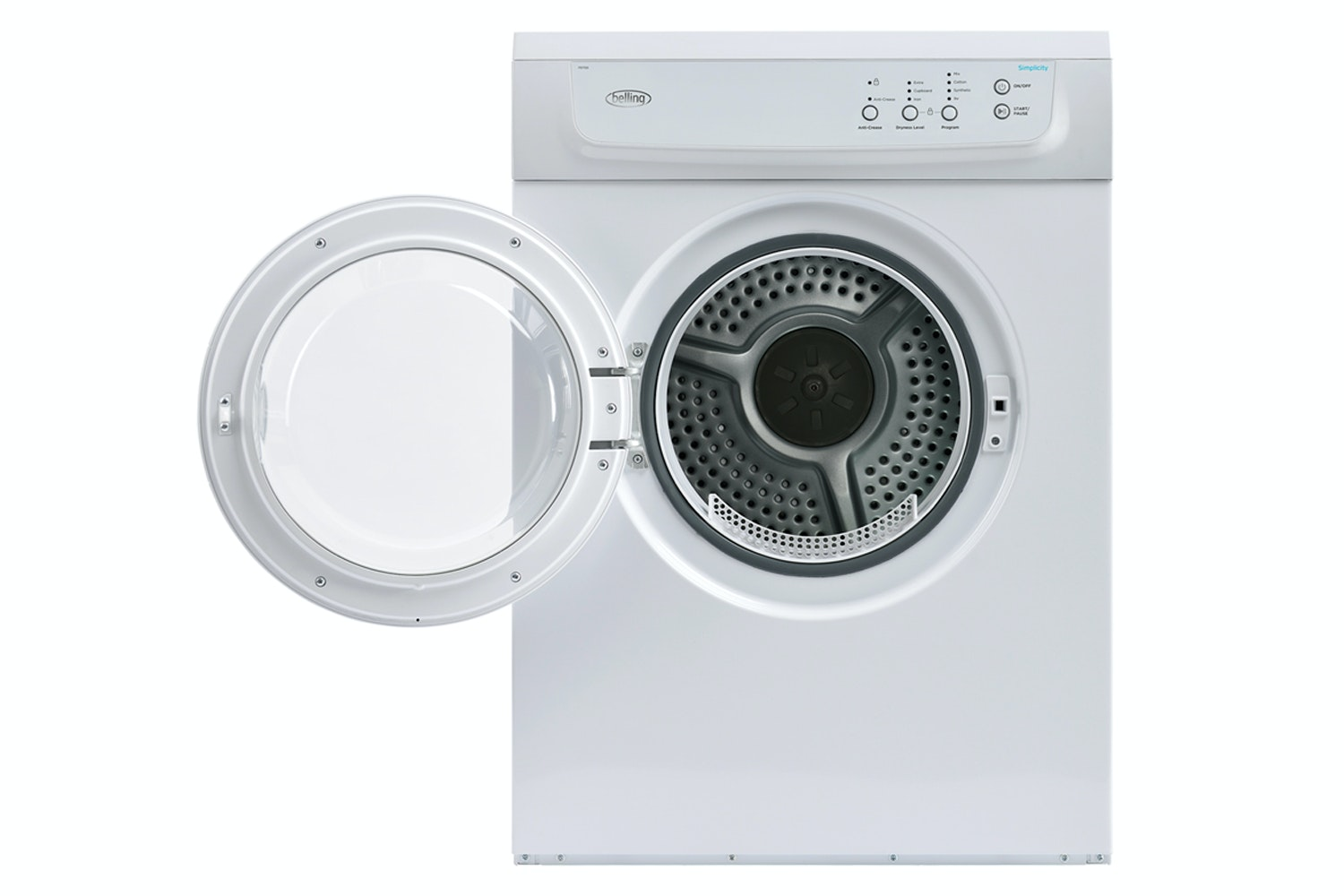 Belling 7kg Vented Tumble Dryer | BFD700