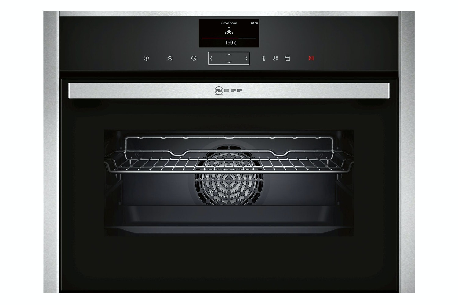 Neff Built-in Compact Steam Oven | C17FS32N0B