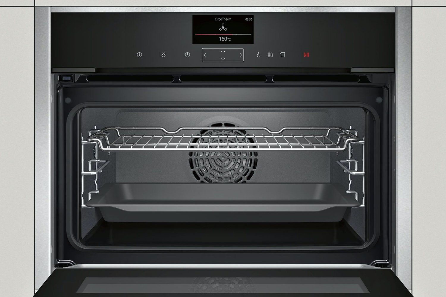 NEFF Compact Electric Steam Oven | C17FS32N0B