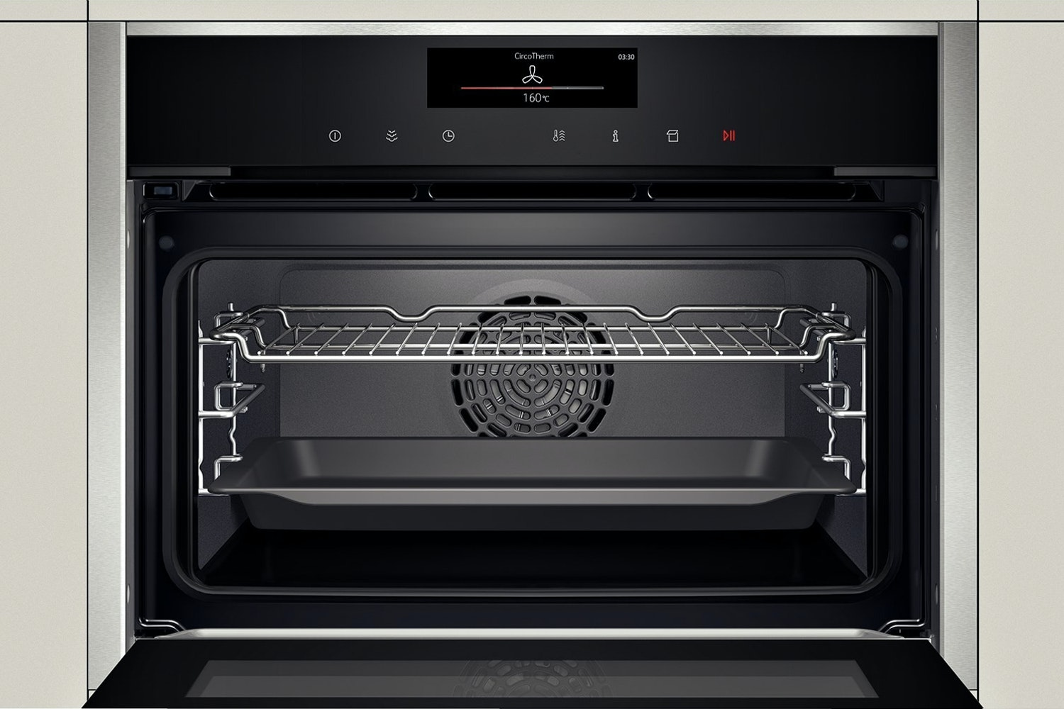 Neff Compact Steam Oven | C18FT56N0B
