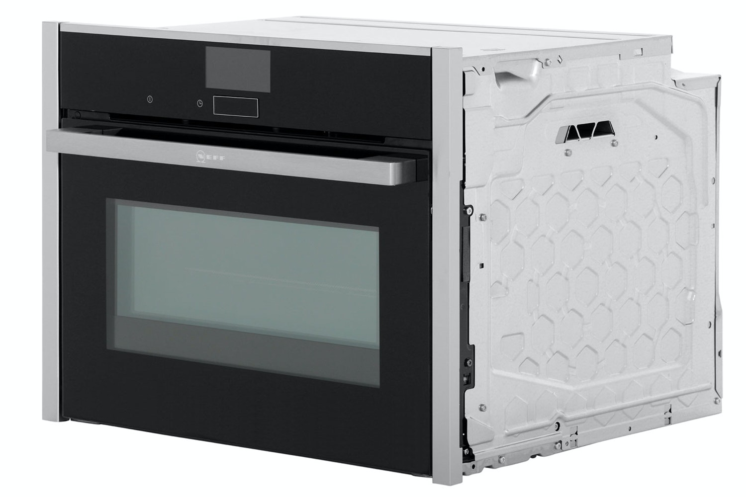 Neff 45L 1000W Built In Combination Microwave | C27MS22N0B | Black