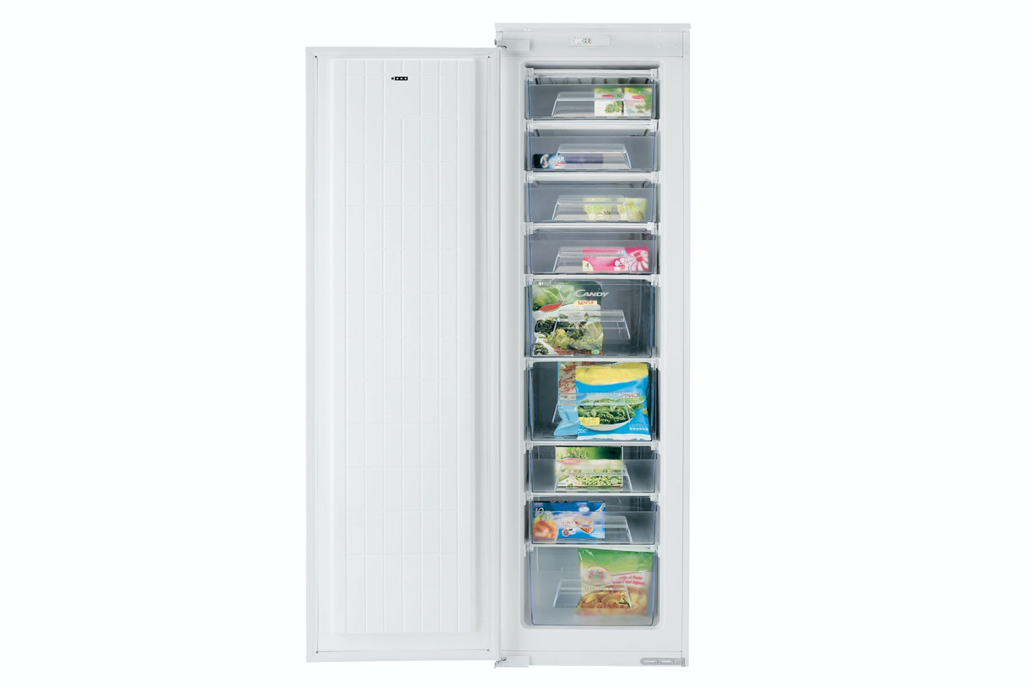 Candy Integrated Upright Freezer | CFFO3550E/1
