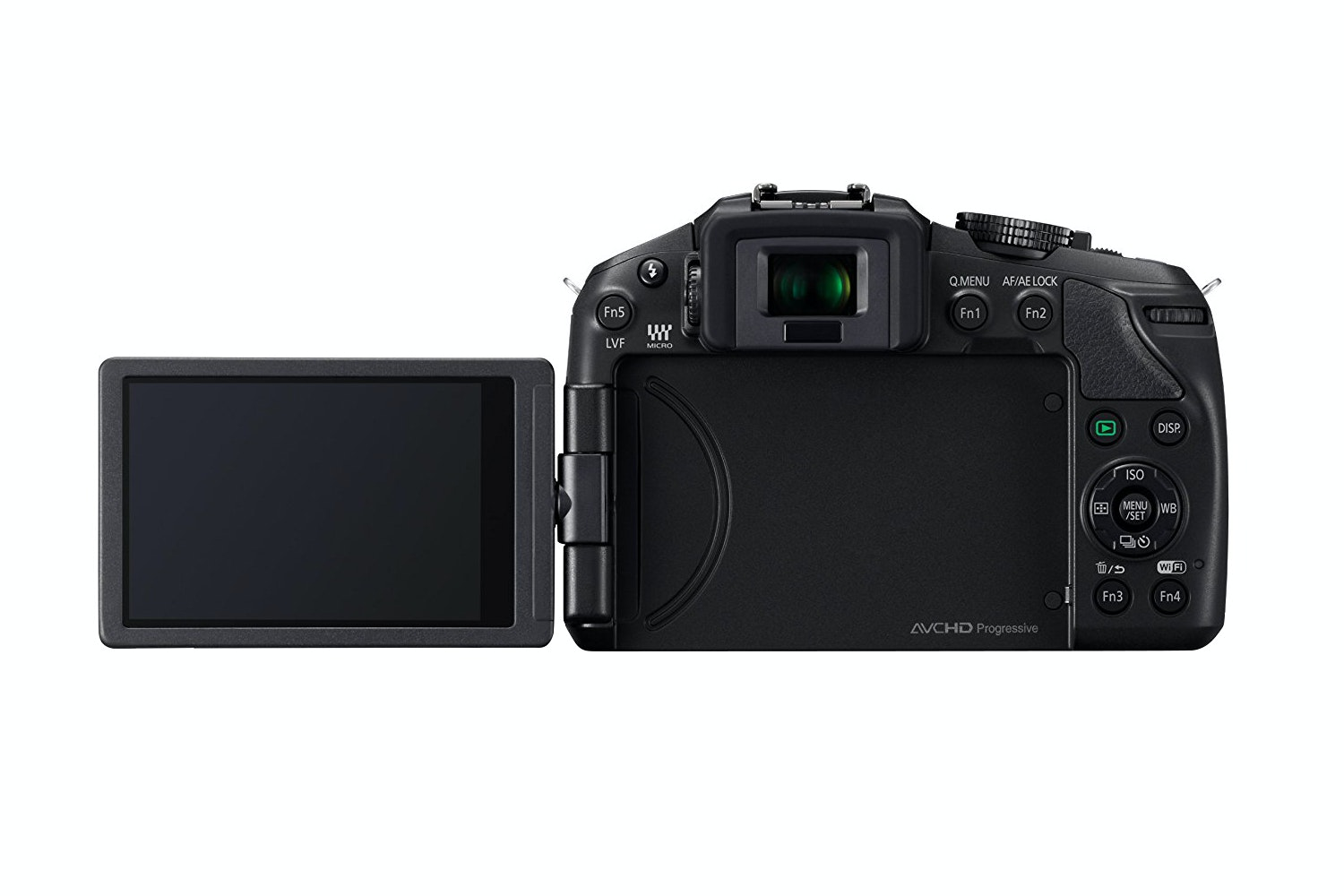 Panasonic Lumix G6 Twin Lens Kit