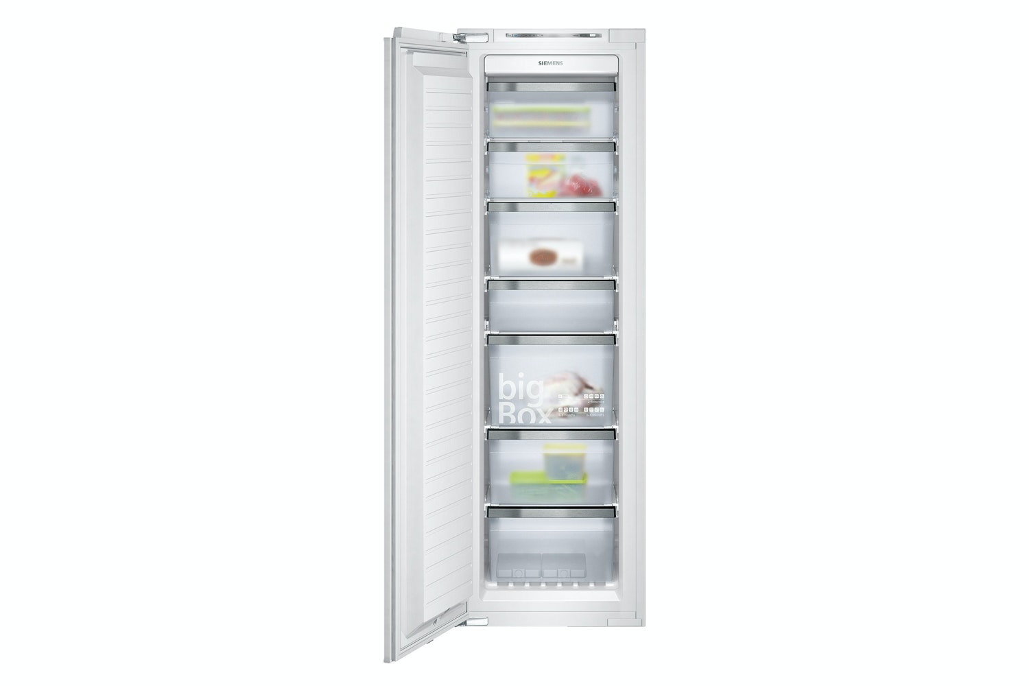 Siemens 210L iQ700 Built-in Upright Freezer | GI38NA55GB