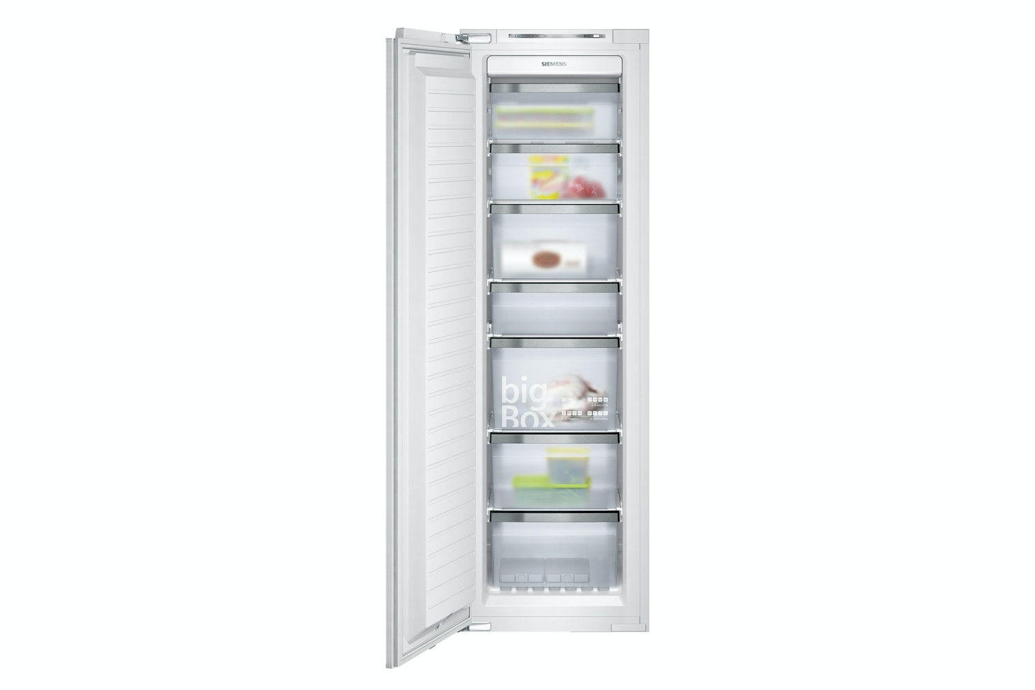 Siemens Integrated Freezer White | GI38NP60GB