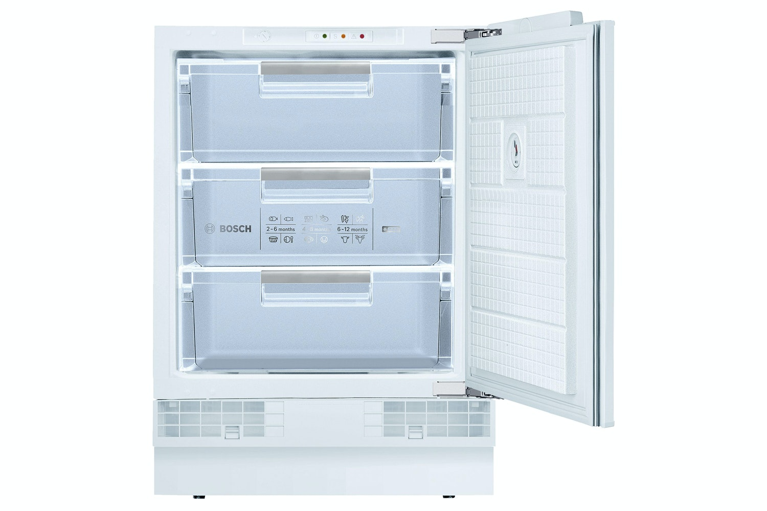 Bosch 98L Series 6 Integrated Under Counter Freezer | GUD15A50GB