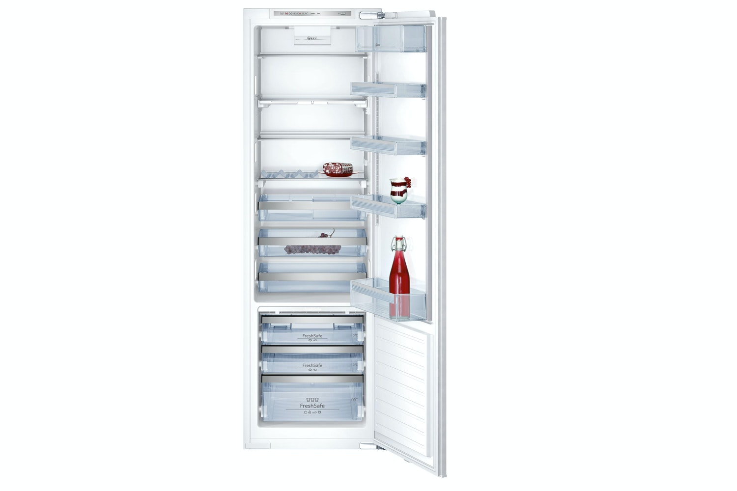 Neff Upright Integrated Fridge | K8315X0GB