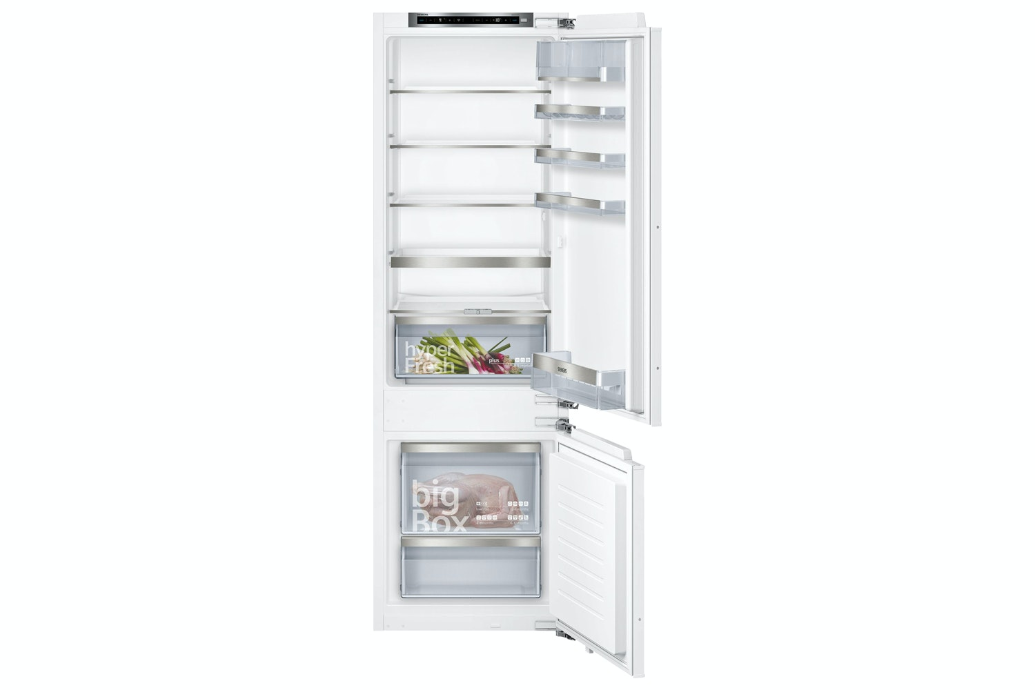 Siemens Integrated Fridge Freezer | KI87SAF30G