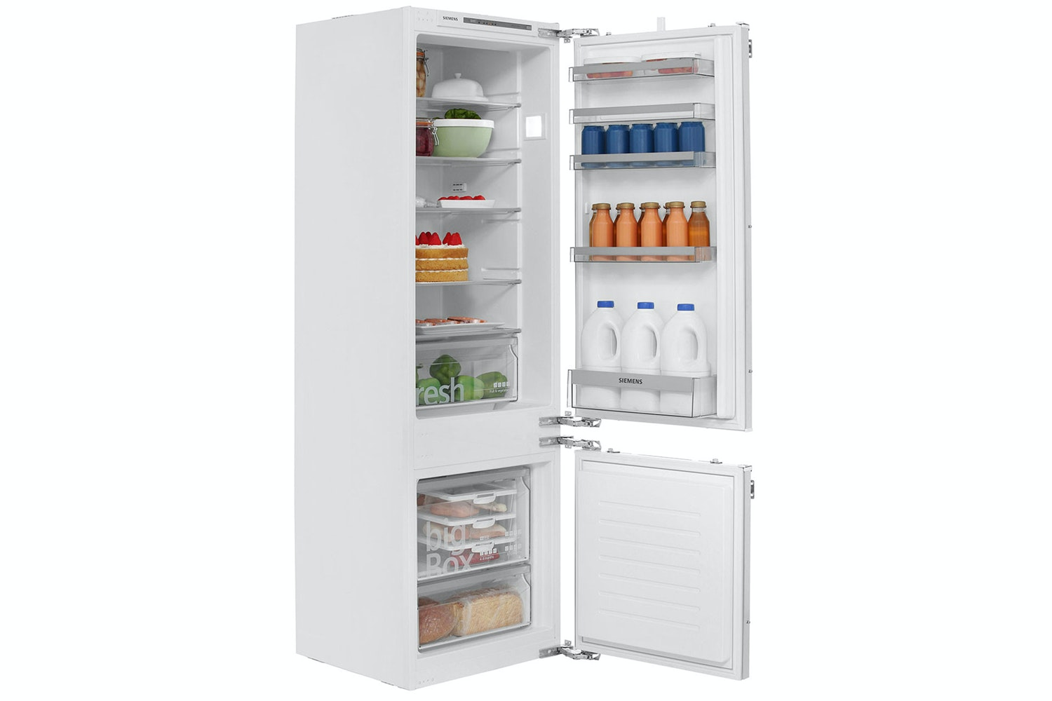 Siemens Integrated Fridge Freezer | KI87VVF30G