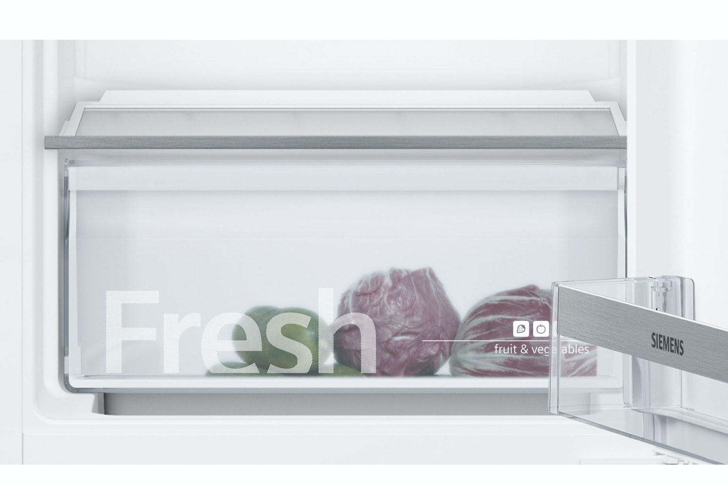 Siemens Integrated Fridge Freezer | KI87VVS30G