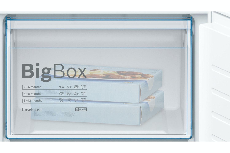 Bosch Integrated Fridge Freezer | KIV87VF30G