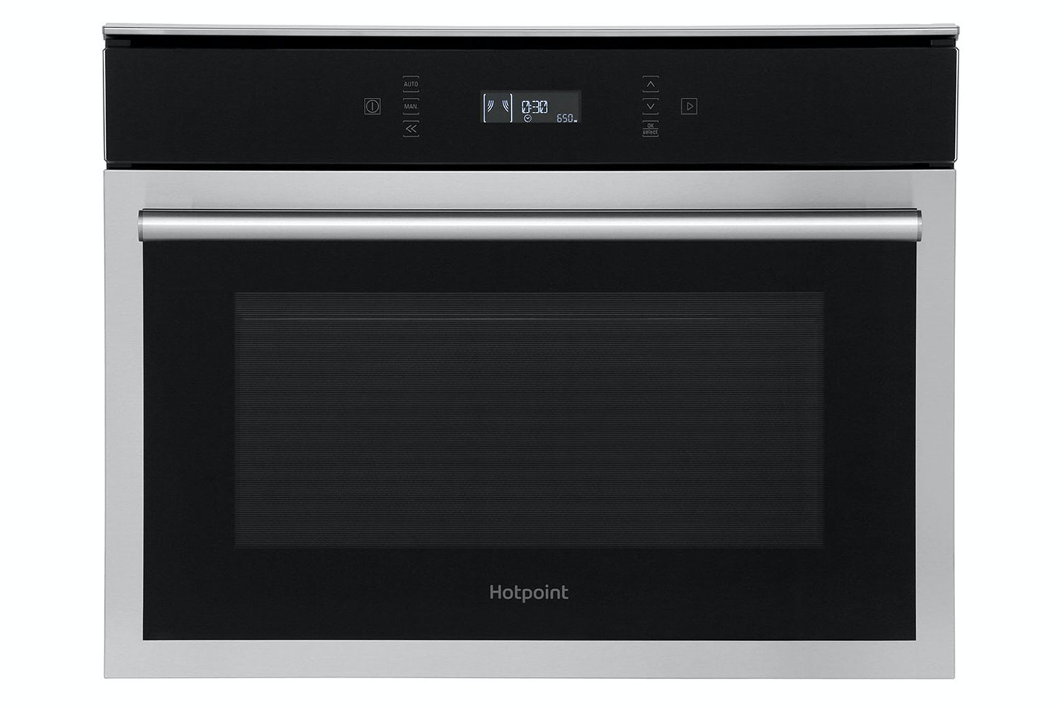 Hotpoint Built-In Combination Microwave Oven | MP676IXH
