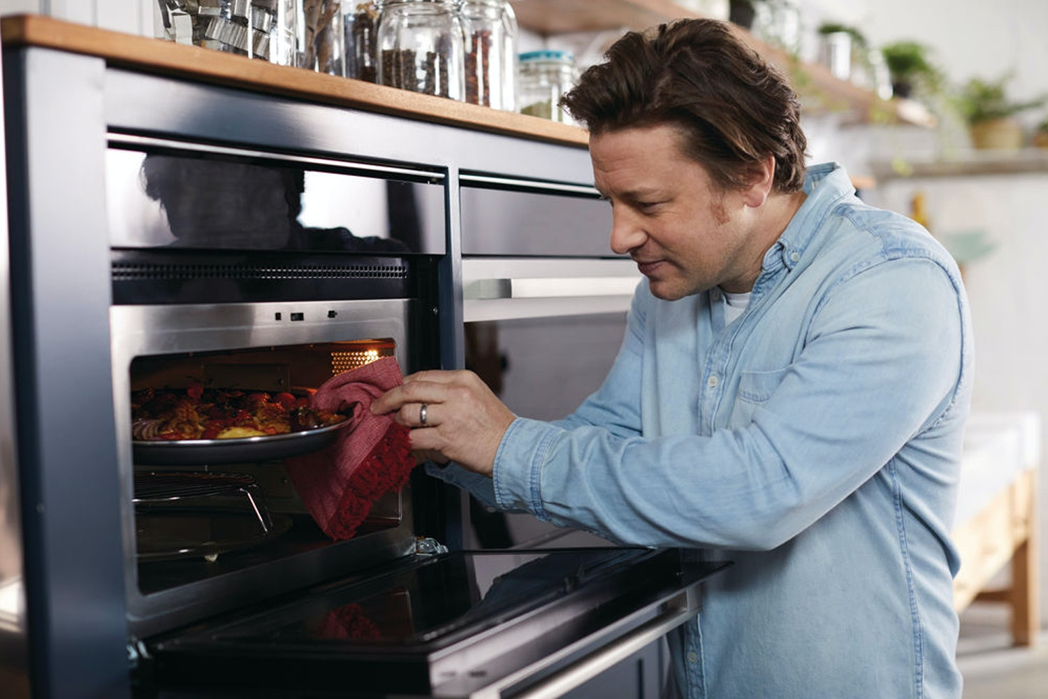 Hotpoint Compact Steam Oven | MS 9980 IX H