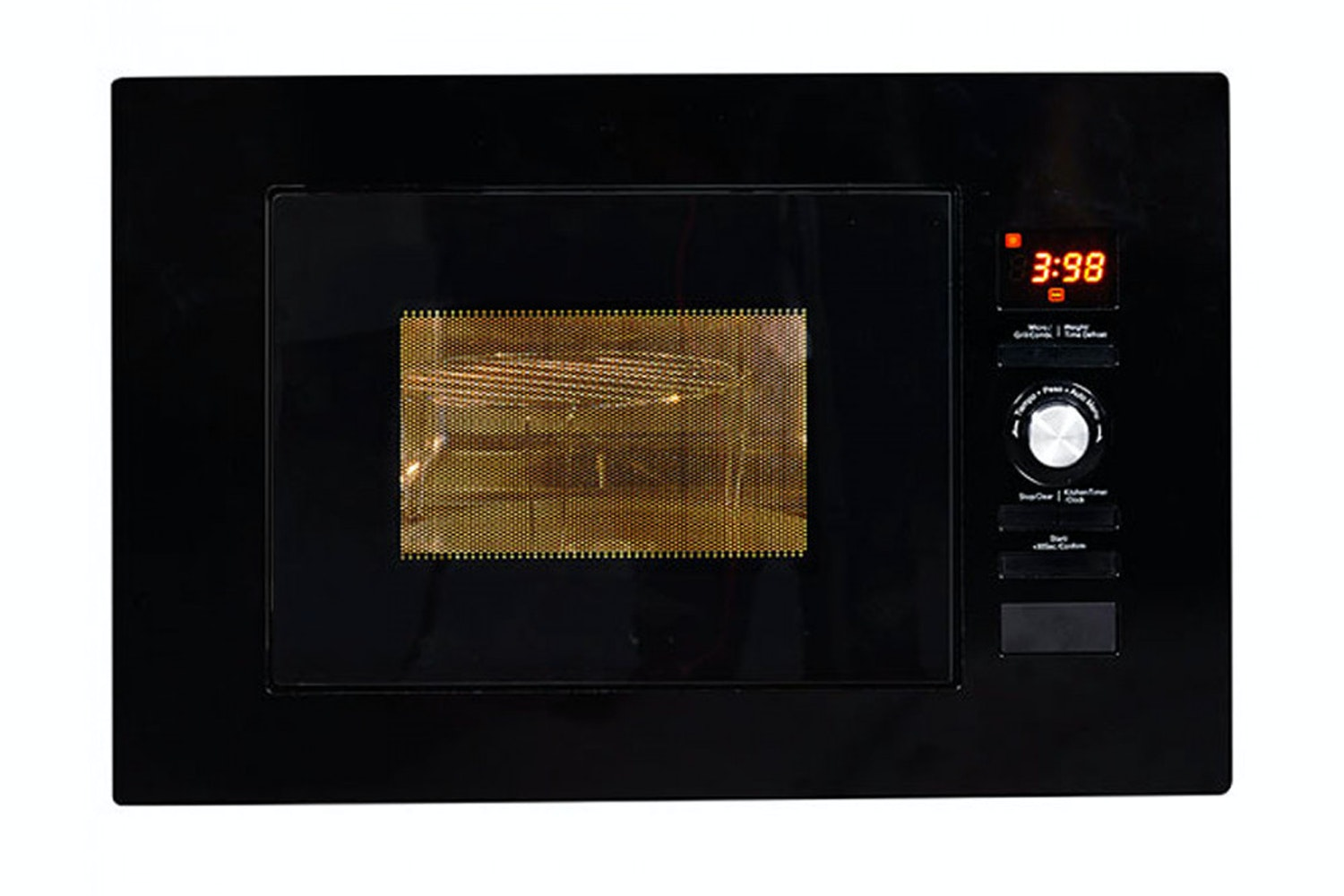 Nordmende 20L 800W Built In Combi Microwave | Black