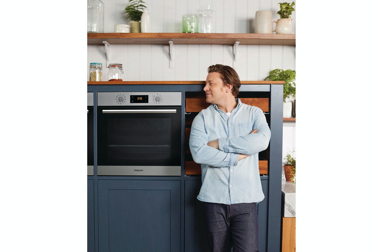 Hotpoint Class 2 Built-in Oven | SA2 544 CIX