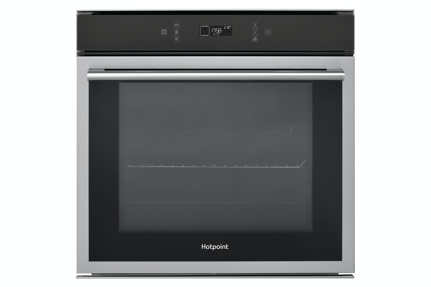 Hotpoint Class 6 Electric Single Built-in Oven | SI6874SCIX