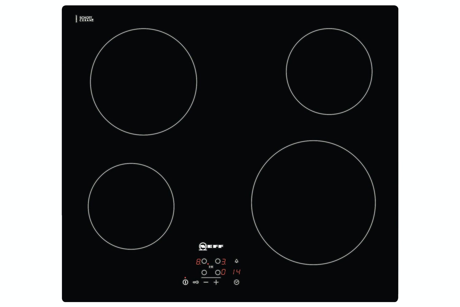 Neff 60cm Electric Ceramic Hob | T10B40X2