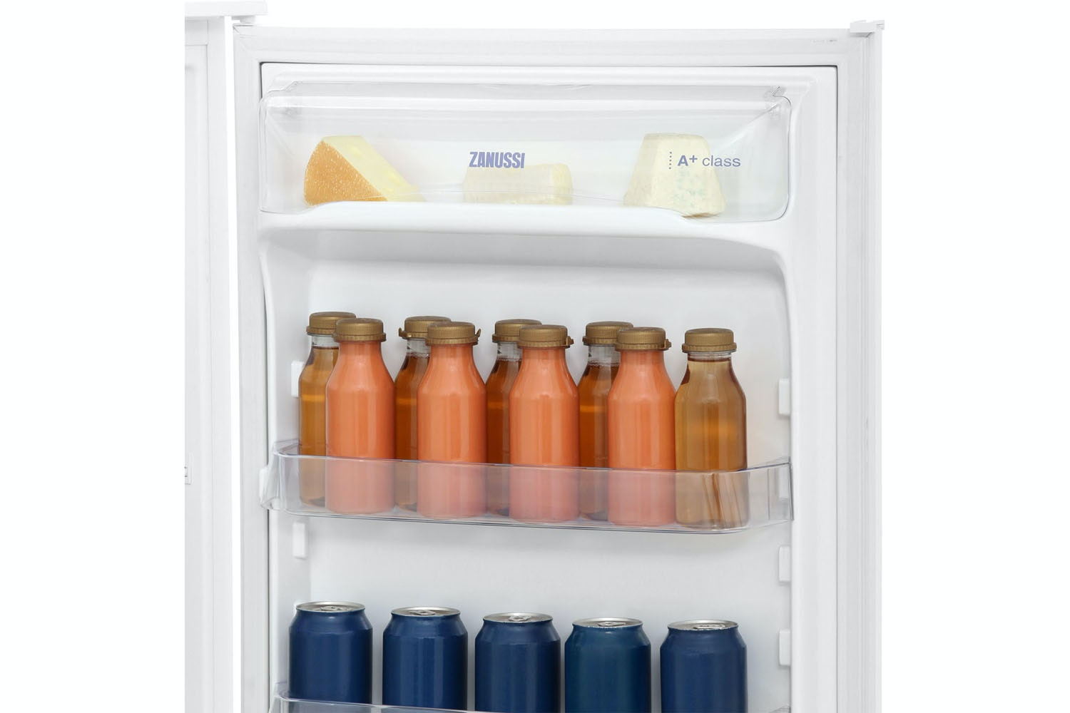 Zanussi Integrated Fridge Freezer | ZBA22421SA